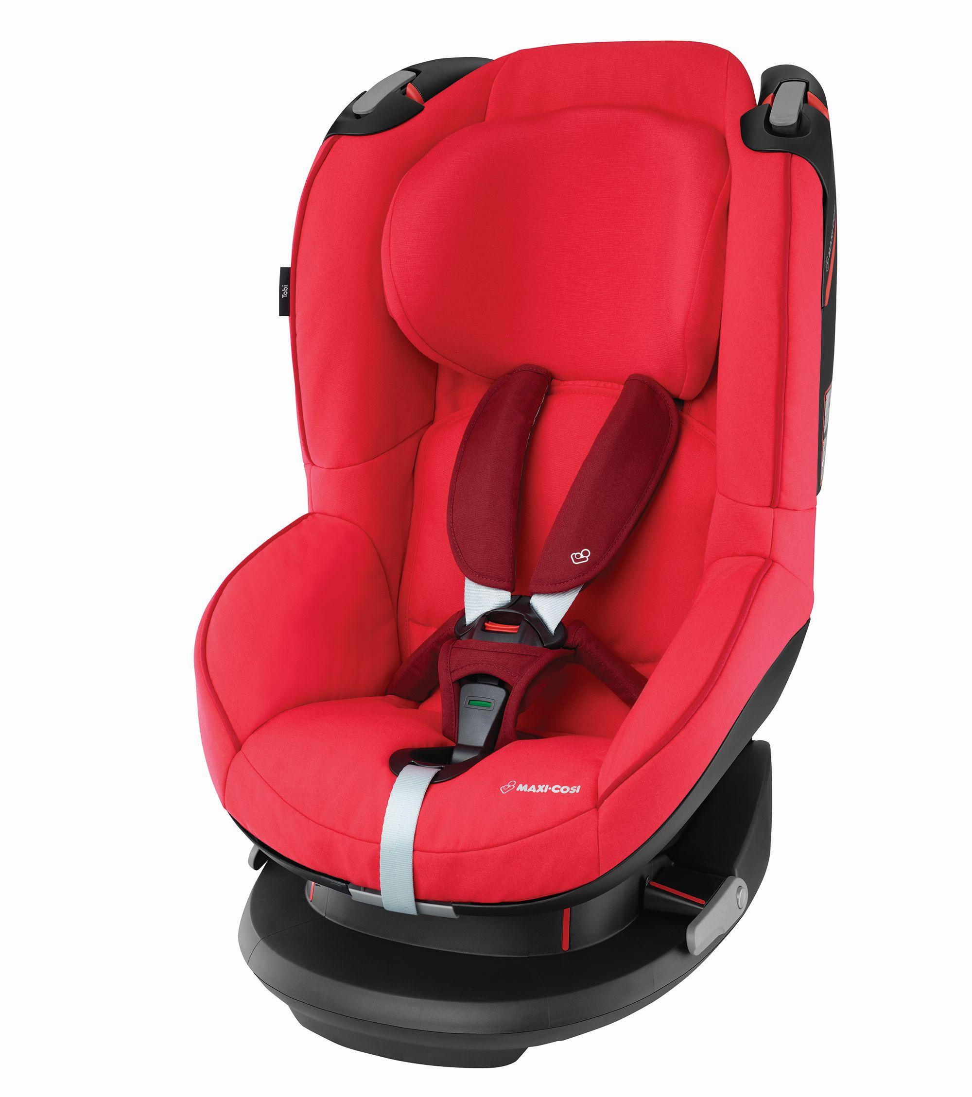 Bērnu autosēdeklis 9-18 kg MAXI-COSI Tobi Vivid Red