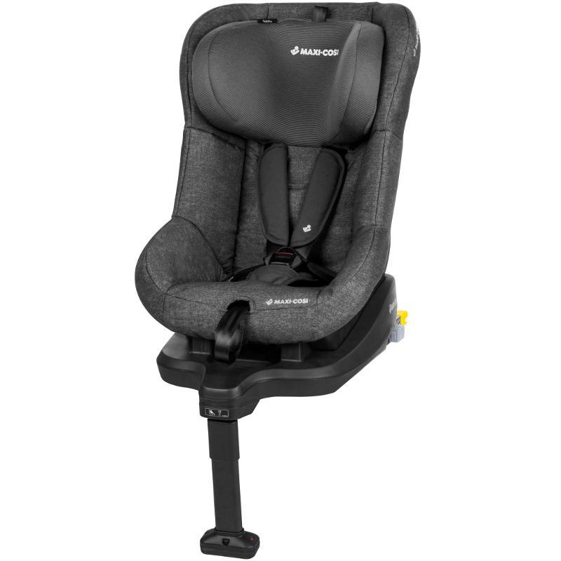 MAXI-COSI TobiFix Nomad Black Bērnu autosēdeklis 9-18 kg