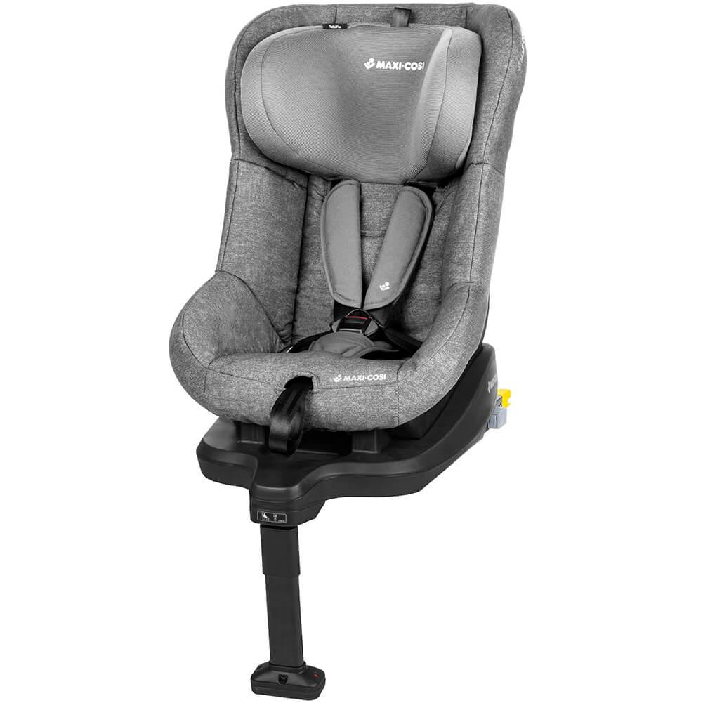 MAXI-COSI TobiFix Nomad Grey Bērnu autosēdeklis 9-18 kg