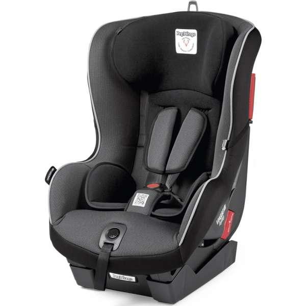 Bērnu autosēdeklis 9-18 kg PEG-PEREGO Viaggio 1 Duo-Fix Black IMDA020035DX13DP53