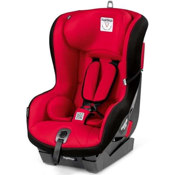 Bērnu autosēdeklis 9-18 kg PEG-PEREGO Viaggio 1 Duo-Fix Rouge IMDA020035DX13DX79
