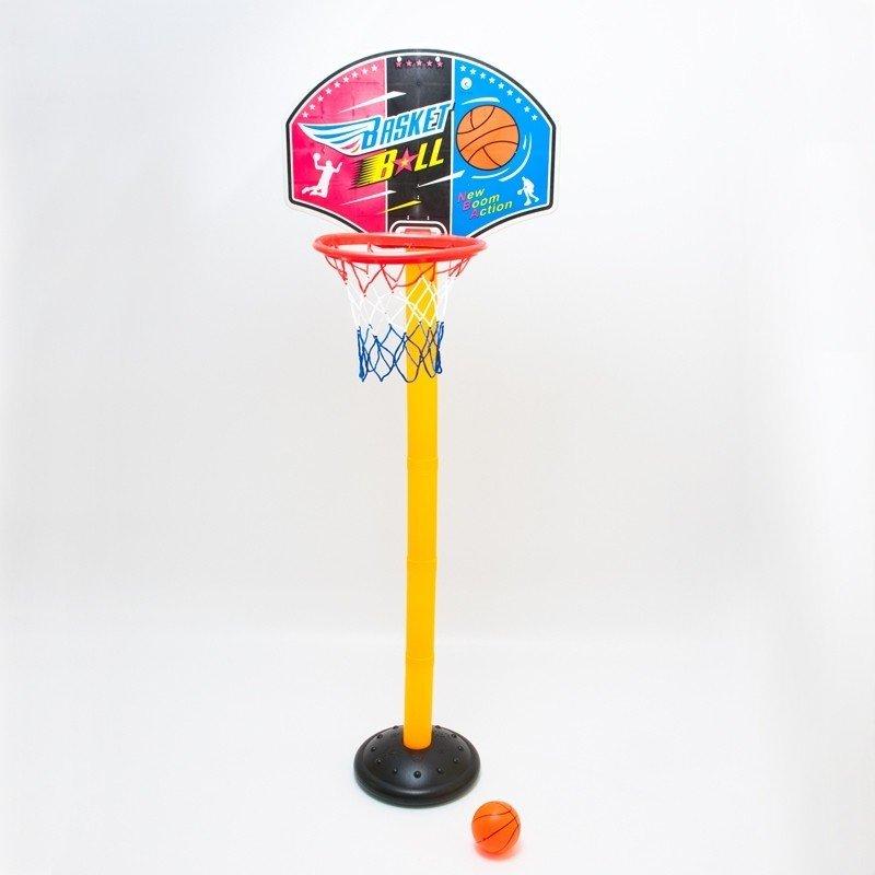 Bērnu basketbola grozs ar aksesuāriem B19c