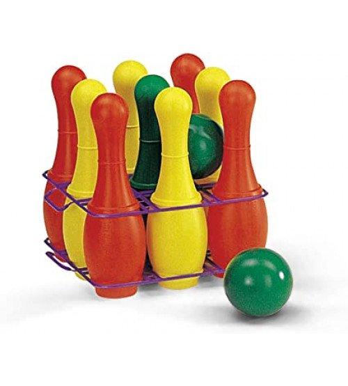 Bērnu boulings 9 ķegli un 2 bumbas 261550