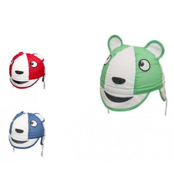 Bērnu cepure ar nagu un austiņām YOclub Little BEAR CLU-053