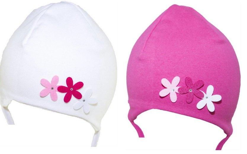 Bērnu cepure FLOWER CDA-072