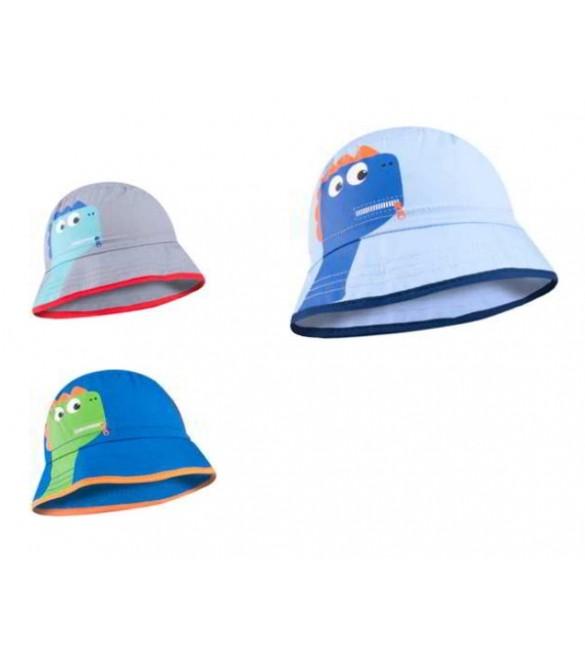 Bērnu cepure-panama YOclub DINOZAUR CKA-171