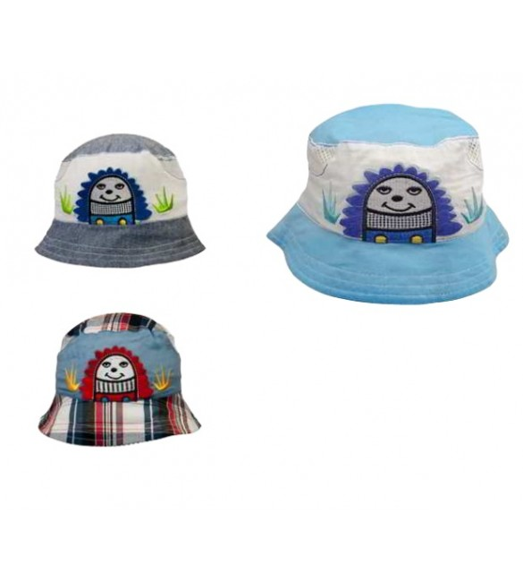 Bērnu cepure-panama YOclub FOREST CKA-116