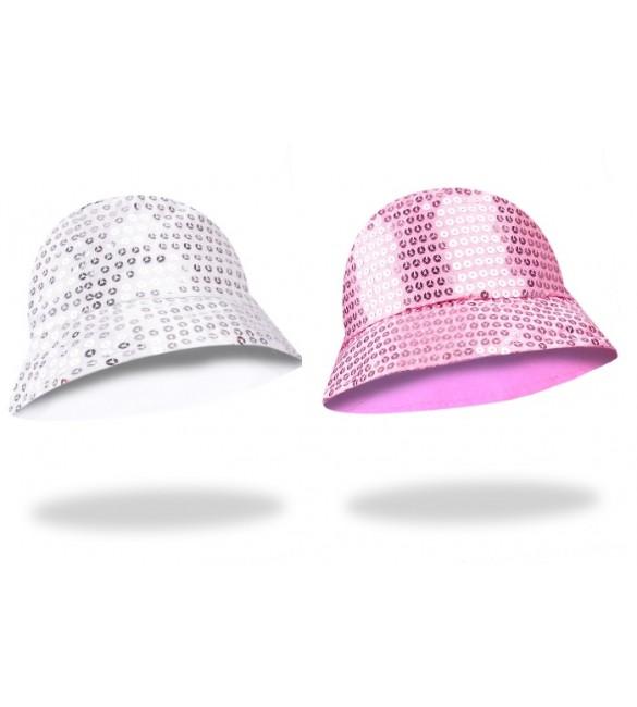 Bērnu cepure-panama YOclub SEQUINS CKA-185