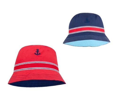 Bērnu cepure-panama YOclub SMALL ANCHOR CKA-228