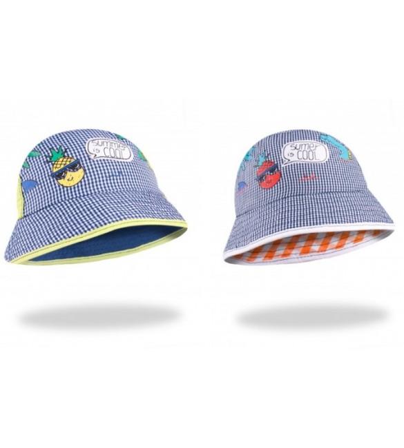 Bērnu cepure-panama YOclub SUMMER IS COOL CKA-175
