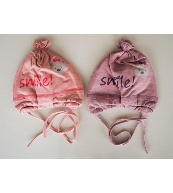 Bērnu cepure SMILE ILT-0471.360