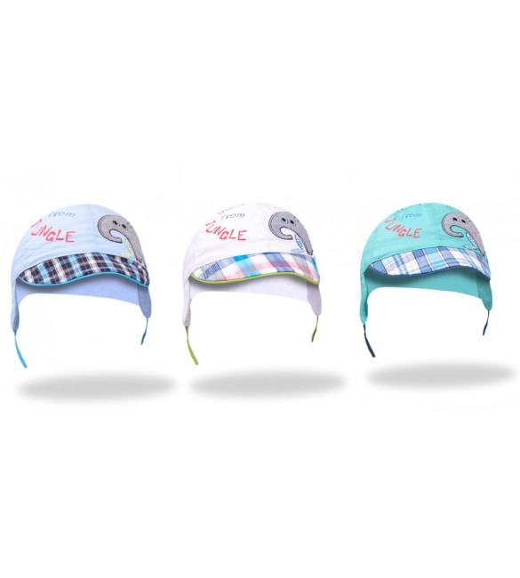 Bērnu cepure YOclub ELEPHANT CLU-083