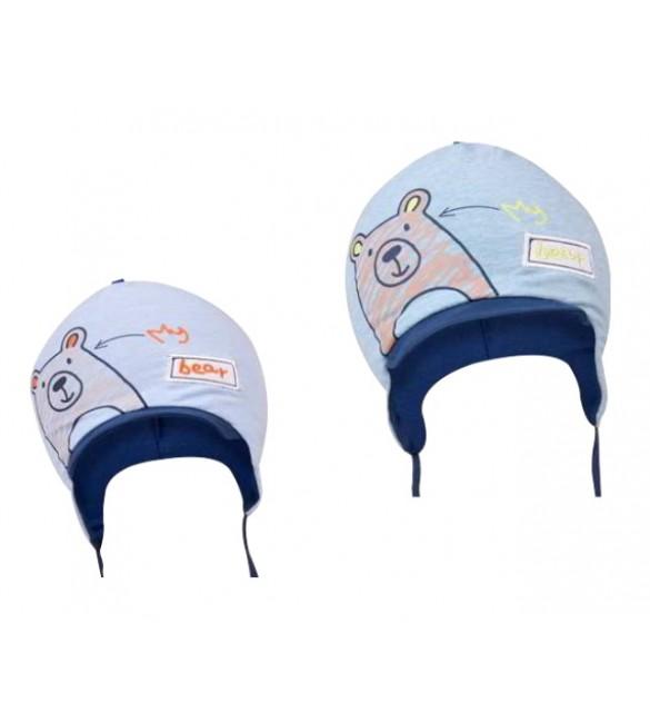 Bērnu cepure YOclub MY BEAR SCO-CDA628