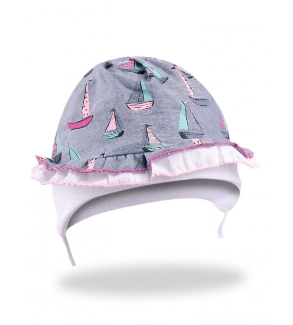 Bērnu cepure YOclub SAILBOAT CLU-084