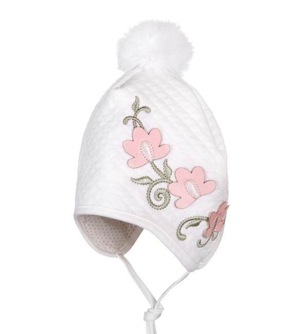 Bērnu cepure ziemas JUSTYNA BEX-JUSTYNA