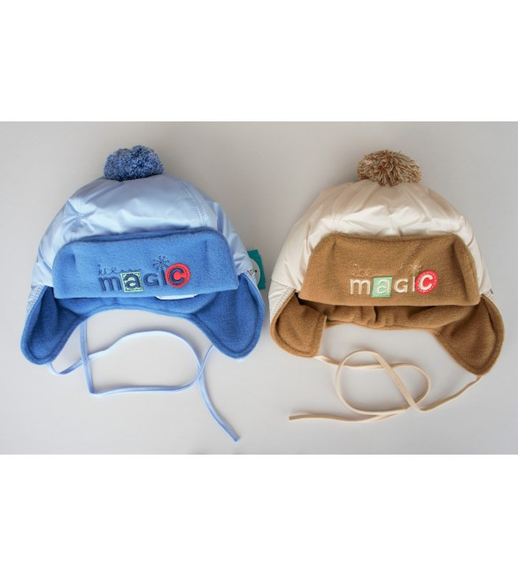 Bērnu cepure ziemas MAGIC Ilt-335