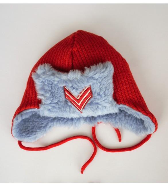 Bērnu cepure ziemas Mini Armija ForYou 6165