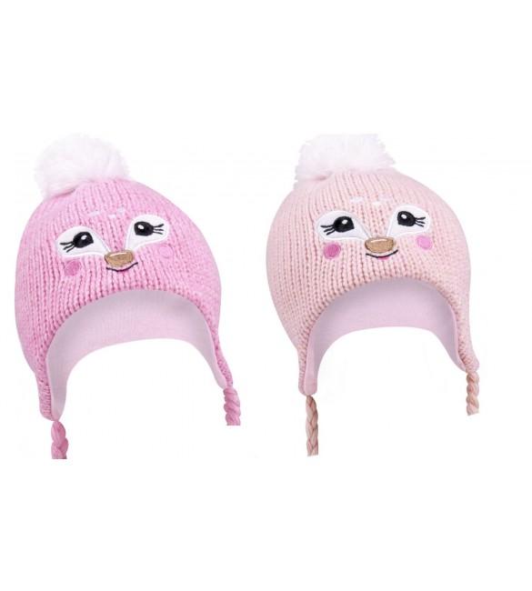 Bērnu cepure ziemas YO ANIMAL CZ-176