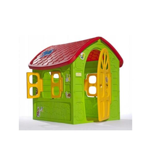 Bērnu dārza mājiņa 120x113x111 cm 7412 02788