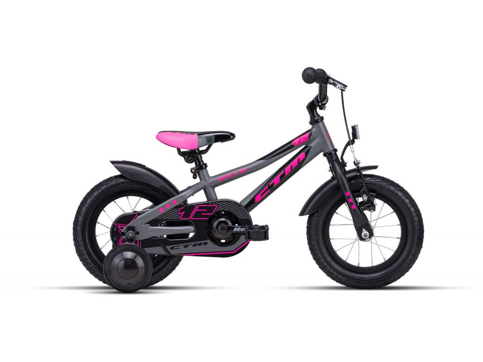 Bērnu divritenis velosipēds CTM Billy 12 collas 42.001