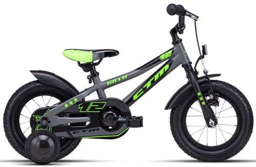 Bērnu divritenis velosipēds CTM Billy 12 collas 42.002