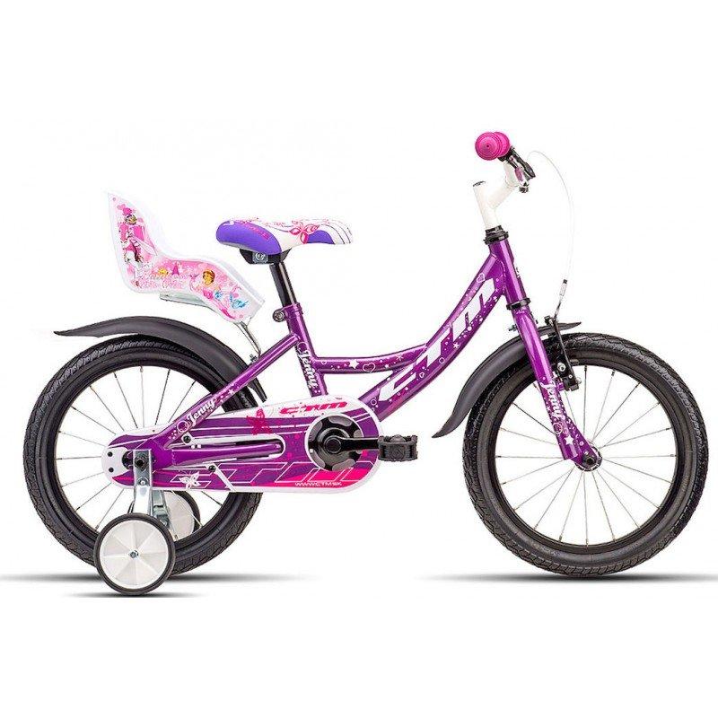 Bērnu divritenis velosipēds CTM Jenny 16 collas 42.006
