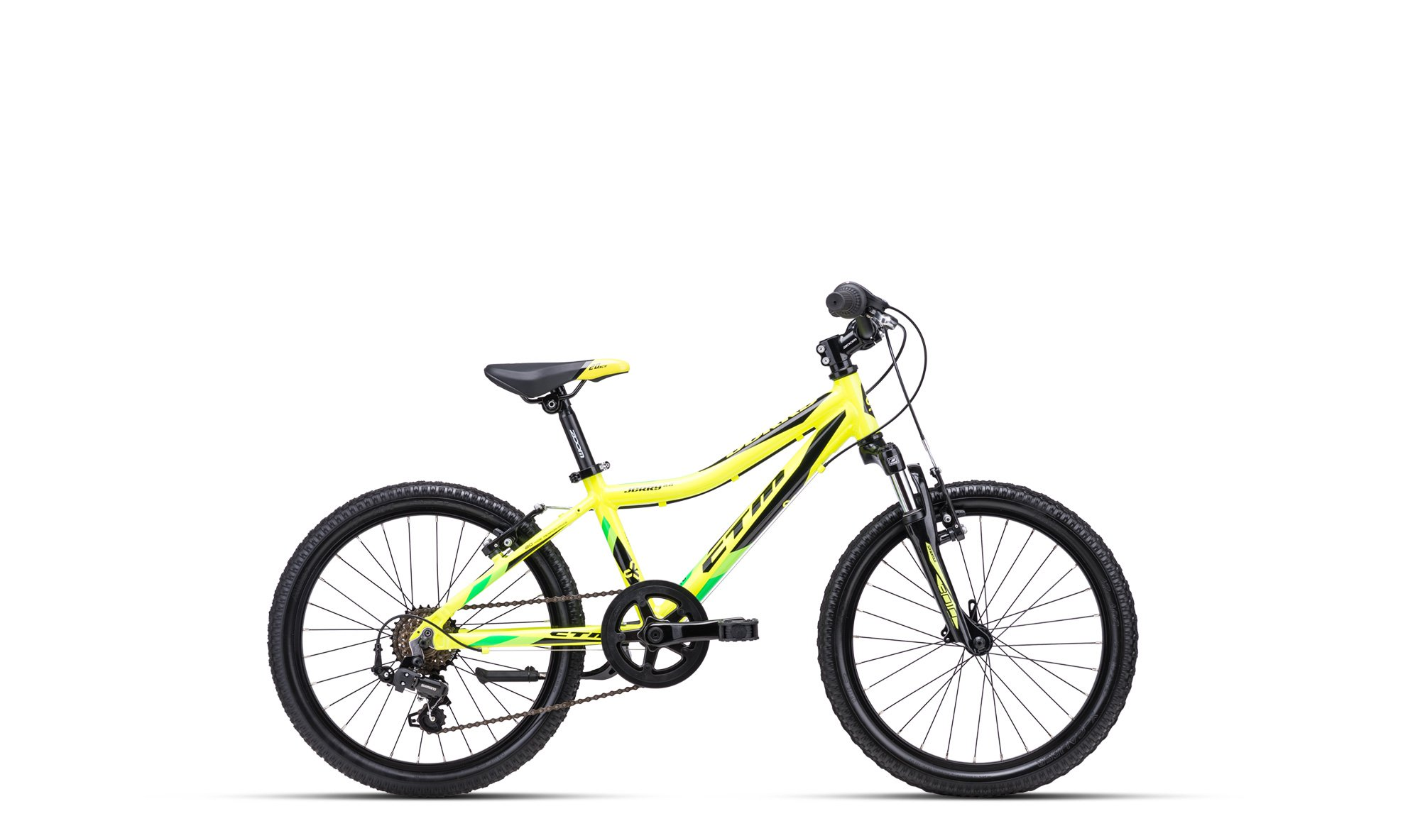 "Bērnu divritenis velosipēds CTM Kids 20"" Jerry 2.0"