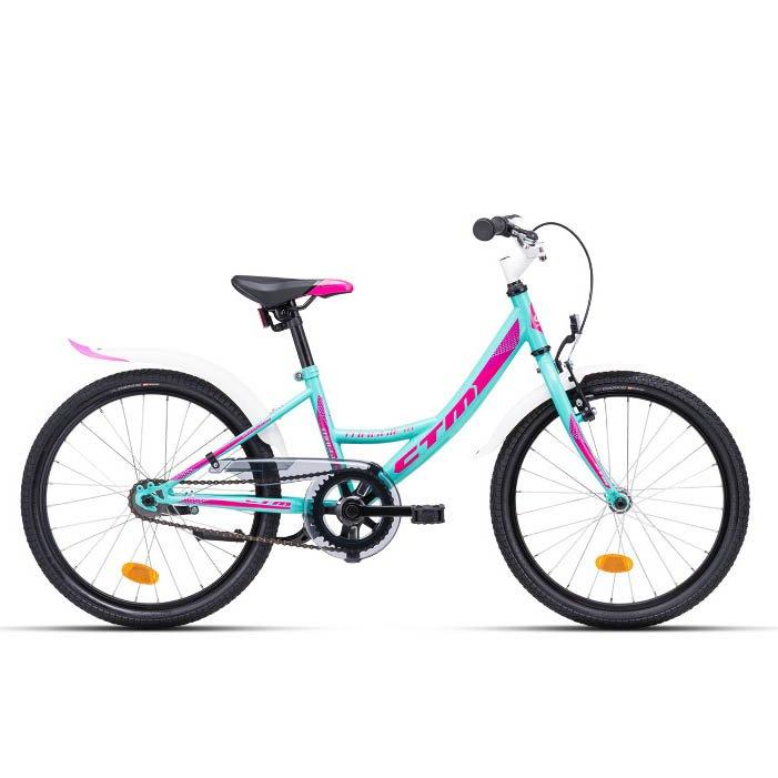 Bērnu divritenis velosipēds CTM Maggie 1.0 20 collas 43.020