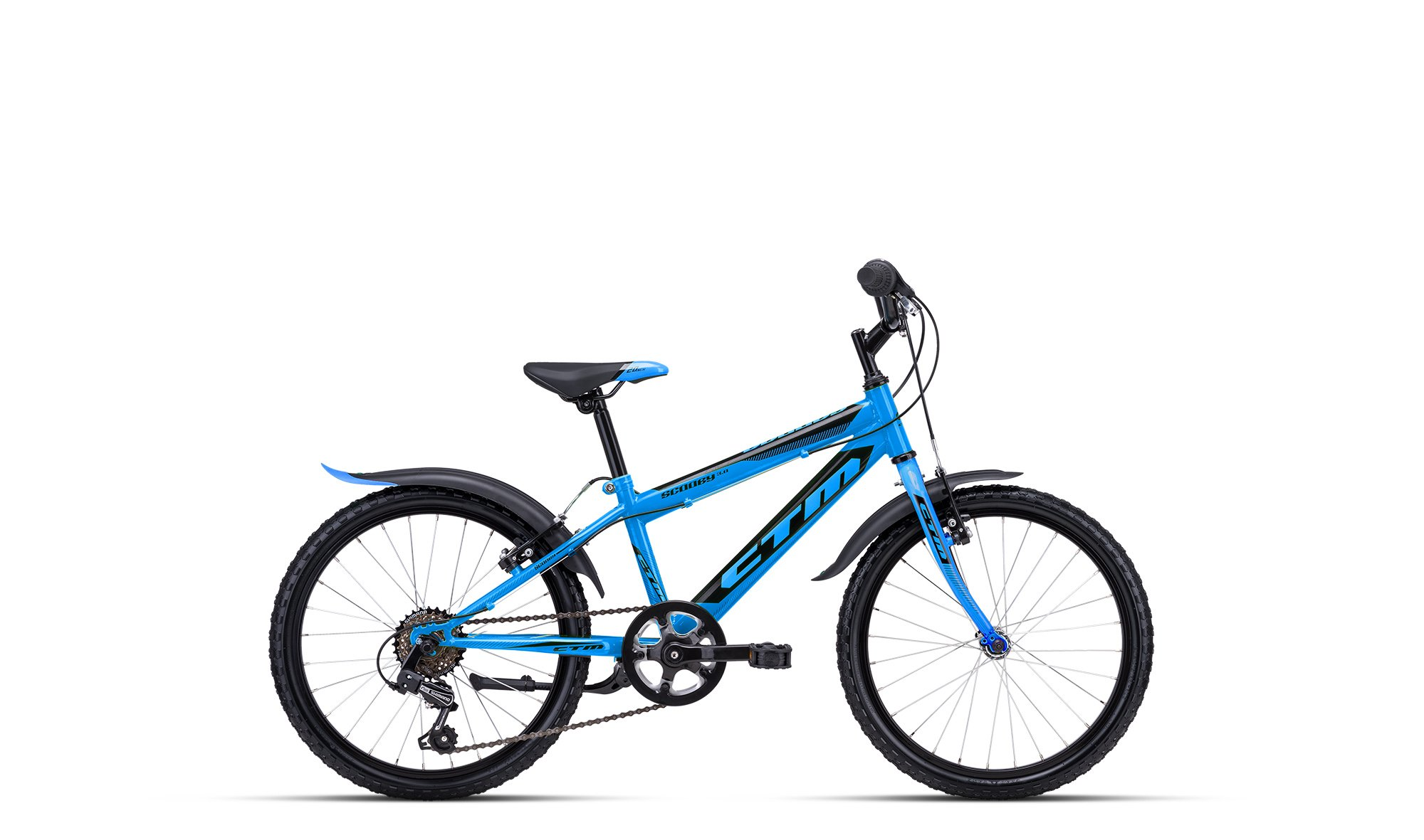 Bērnu divritenis velosipēds CTM Scooby 2.0 20 collas