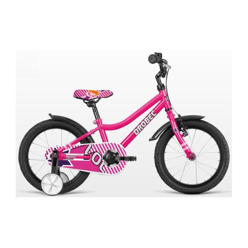 "Bērnu divritenis velosipēds Dema Drobec 16"""
