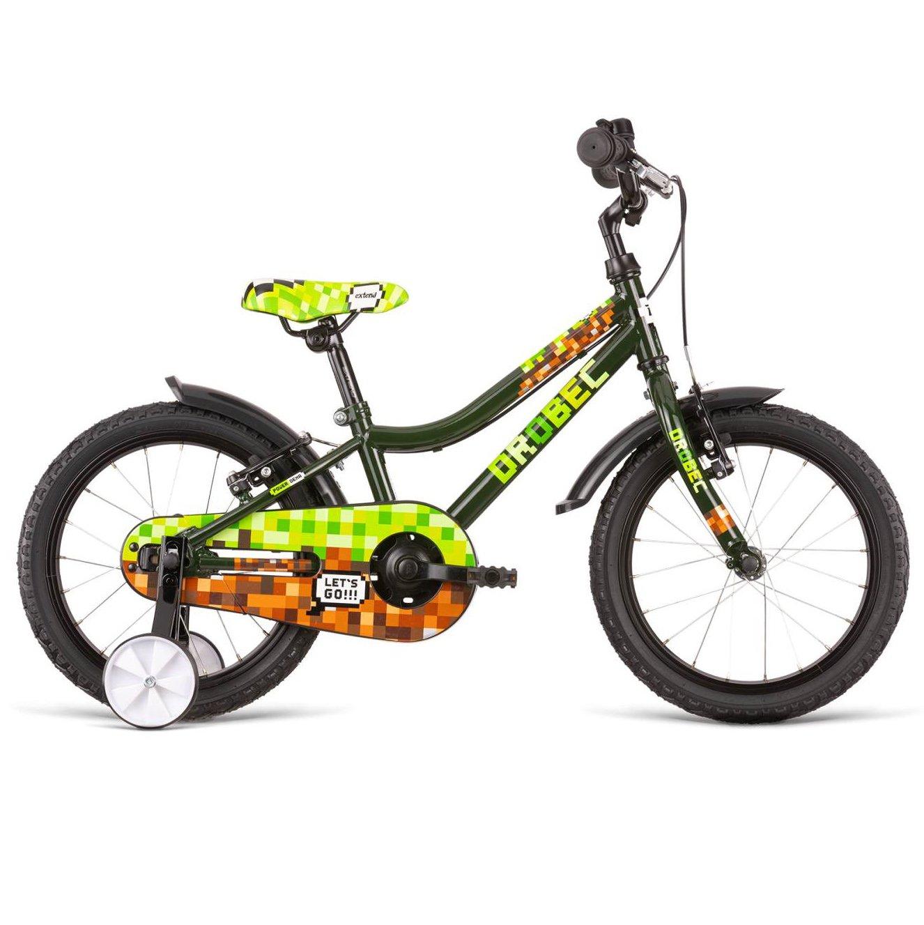 "Bērnu divritenis velosipēds Dema Drobec 16FW 16"""