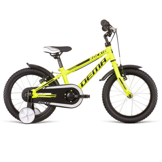 """Bērnu divritenis velosipēds Dema Rockie 16FW 16"""""""