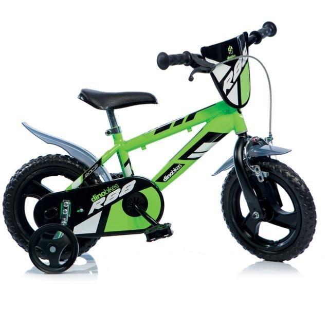 "Bērnu divritenis velosipēds Dino bikes 12"" 412UL-R88"
