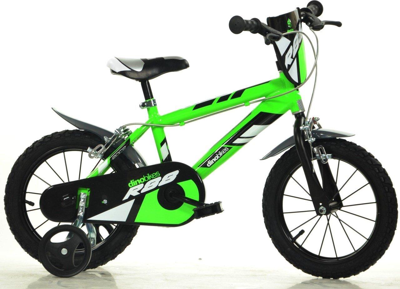 "Bērnu divritenis velosipēds Dino bikes 16"""