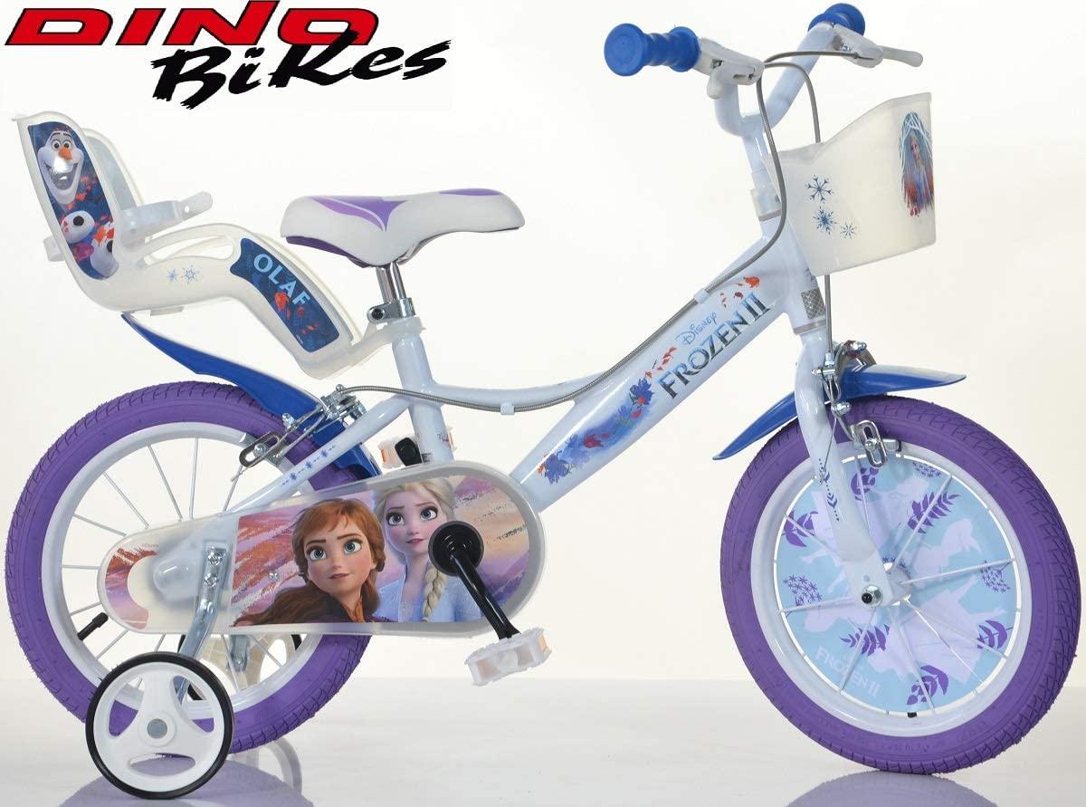 "Bērnu divritenis velosipēds Dino bikes Frozen 14"" 144R-FZ3"