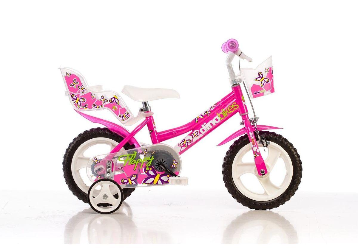 "Bērnu divritenis velosipēds Dino bikes Bimba 12"" 126RL-02"