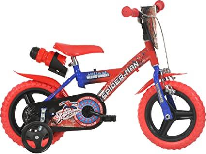 "Bērnu divritenis velosipēds Dino bikes Spiderman 16"" 163G-SA"
