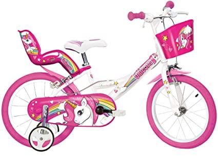 "Bērnu divritenis velosipēds Dino bikes Unicorn 16"" 164R-UN"
