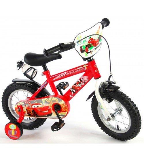 "Bērnu divritenis velosipēds Disney Cars VOL11248-GA 12"""