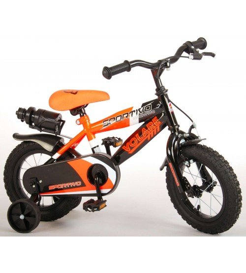 Bērnu divritenis velosipēds Sportivo VOL2032 Orange