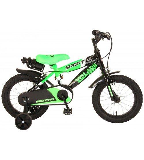 "Bērnu divritenis velosipēds Sportivo VOL2041 14"""