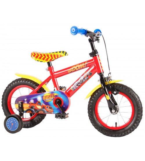 Bērnu divriteņu velosipēds VOLARE Blaze Red 12 collas