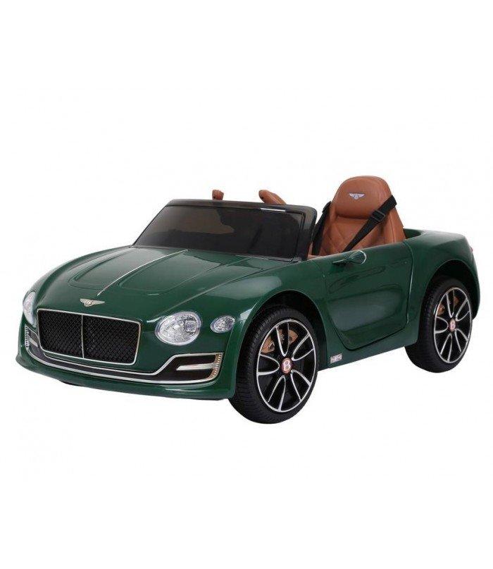 Bērnu elektromobilis ar pulti Bentley EXP12 Green WDJE1166