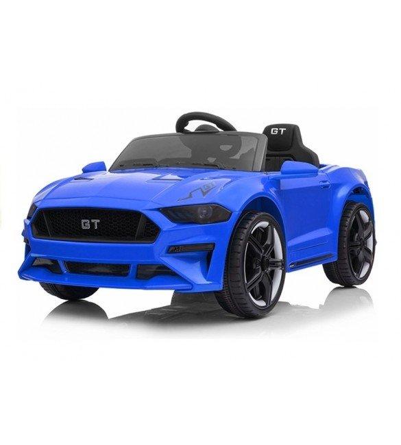Bērnu elektromobilis ar pulti Ford Mustang GT Blue BBH-718A 4780