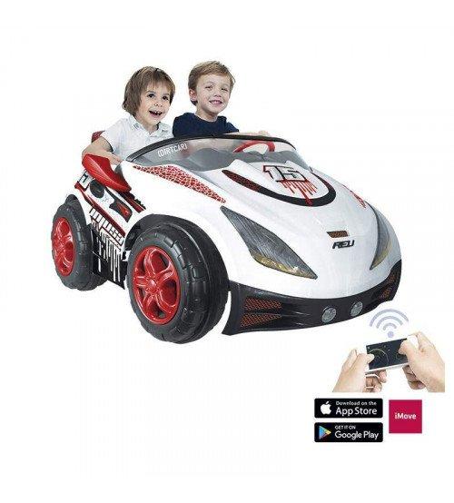 Детский электромобиль c пультом INJUSA REV 12V I-7521