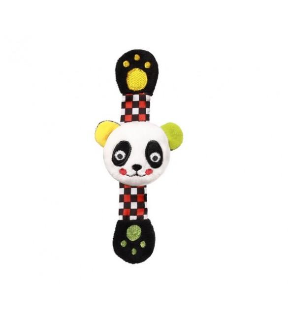 Bērnu grabulis aproce BabyOno Panda ARCHIE 635