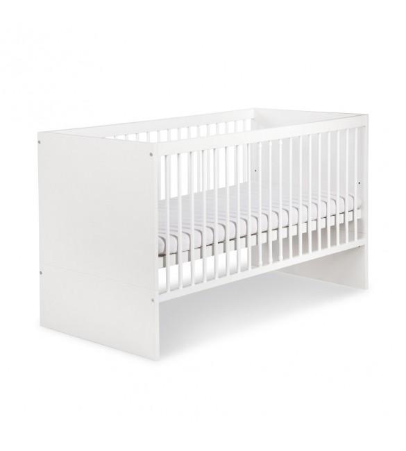 Bērnu gulta 140x70 cm DALIA balta