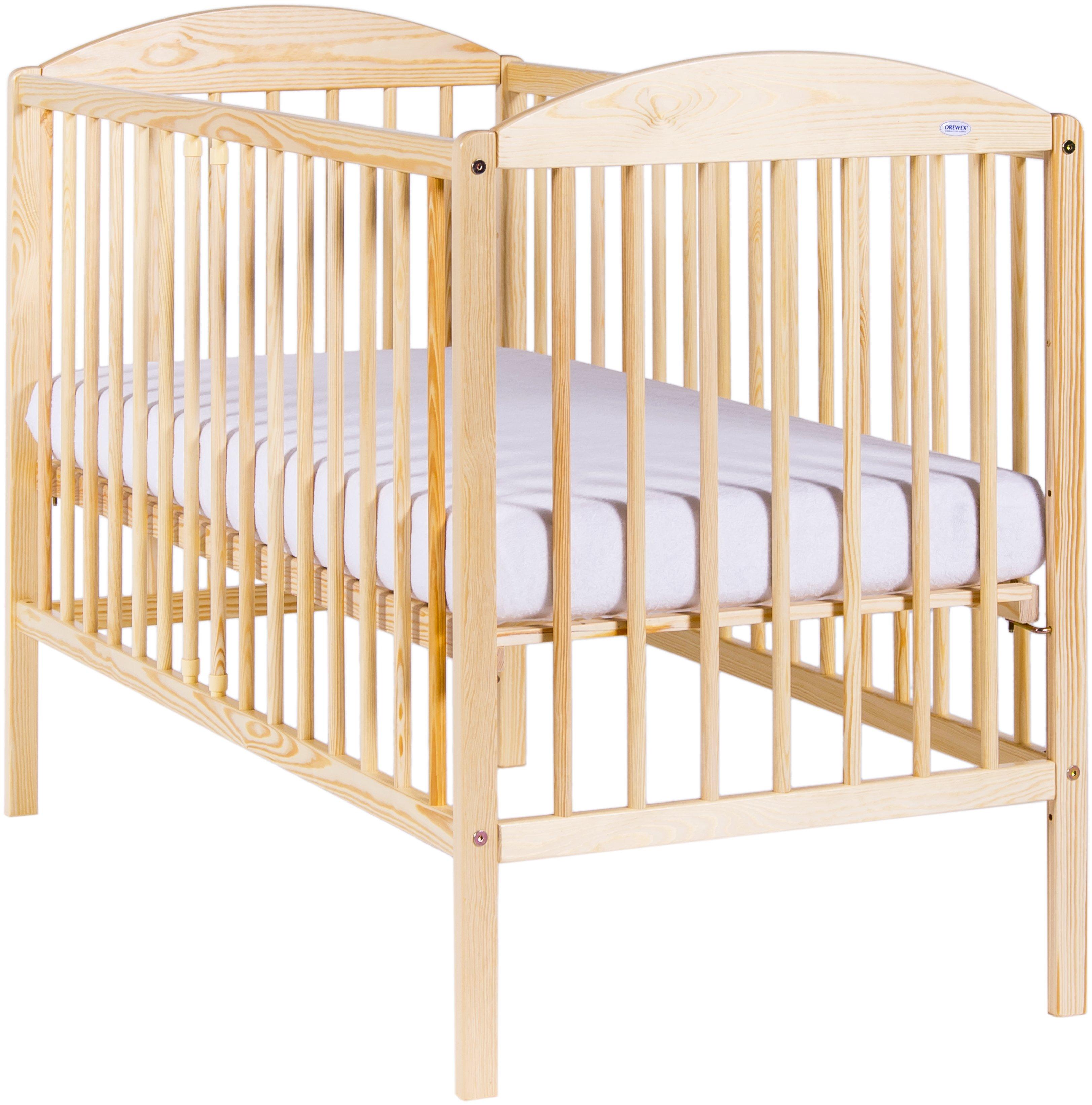 Bērnu gulta Drewex KUBA II priežu krāsas