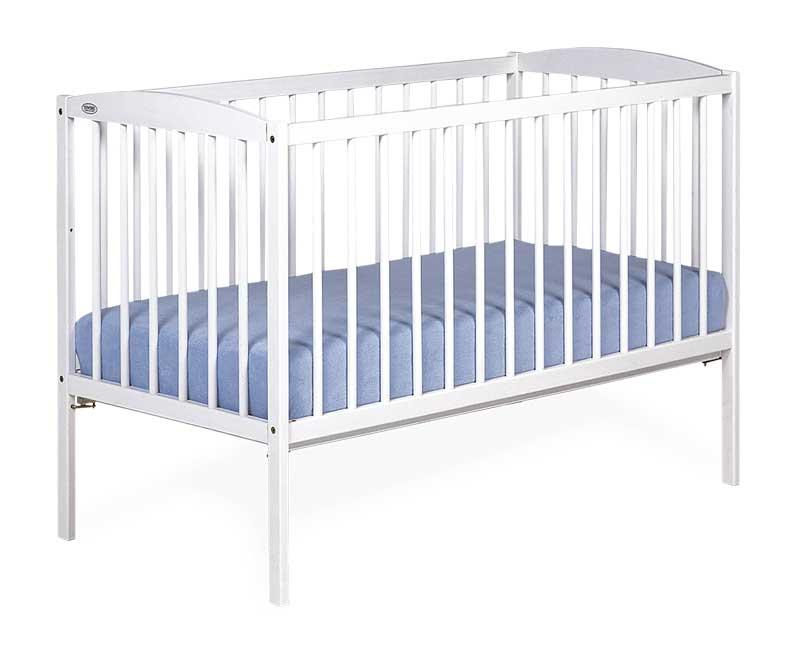 Bērnu gulta Drewex KUBA X balināta priede