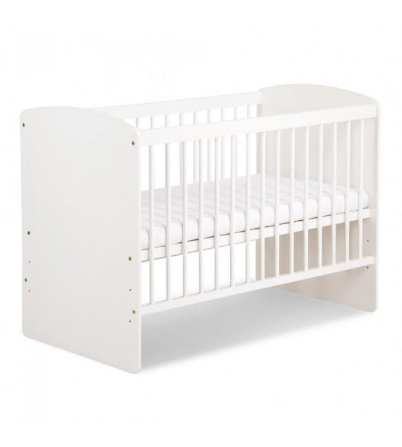 Bērnu gulta Klups KAROLINA II white